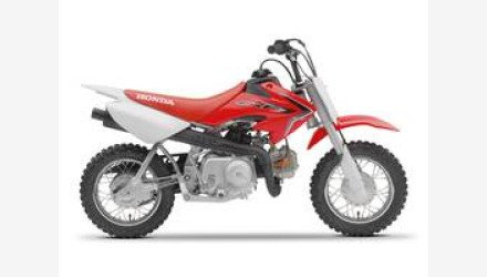 2019 Honda CRF50F for sale 200704110