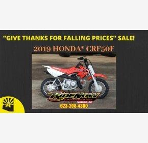 2019 Honda CRF50F for sale 200705135