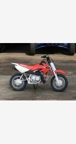2019 Honda CRF50F for sale 200705149