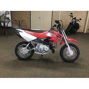 2019 Honda CRF50F for sale 200746085