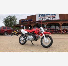 2019 Honda CRF50F for sale 200832013