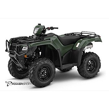 2019 Honda FourTrax Foreman Rubicon for sale 200605847