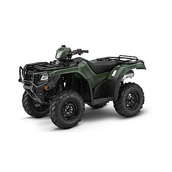 2019 Honda FourTrax Foreman Rubicon 4x4 Automatic DCT for sale 200643748