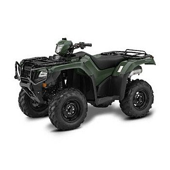 2019 Honda FourTrax Foreman Rubicon Automatic DCT for sale 200681410
