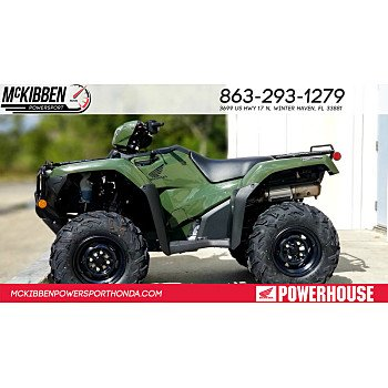 2019 Honda FourTrax Foreman Rubicon for sale 200697185