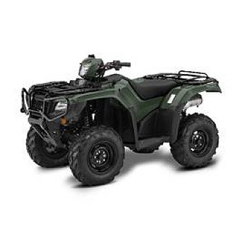 2019 Honda FourTrax Foreman Rubicon Automatic DCT for sale 200706282