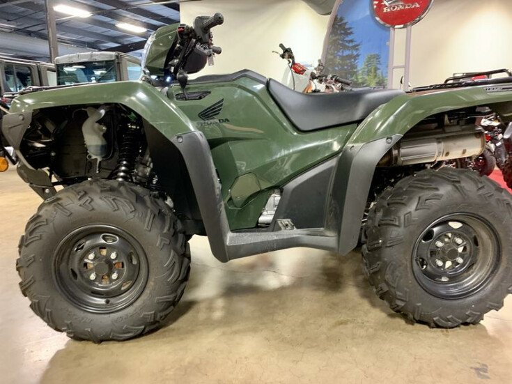 2019 Honda FourTrax Foreman Rubicon Automatic DCT for sale
