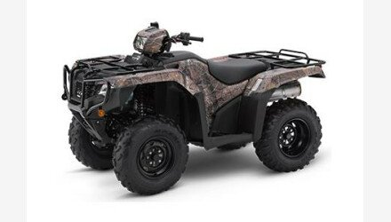 2019 Honda FourTrax Foreman Rubicon for sale 200712126