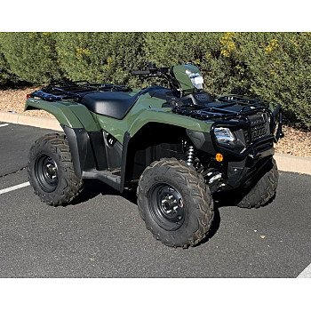 2019 Honda FourTrax Foreman Rubicon Automatic DCT for sale 200726939