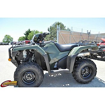 2019 Honda FourTrax Foreman Rubicon for sale 200740113
