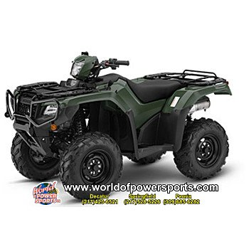 2019 Honda FourTrax Foreman Rubicon 4x4 Automatic DCT for sale 200748312