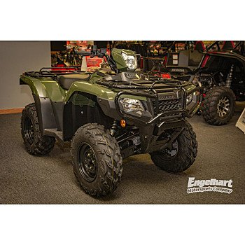 2019 Honda FourTrax Foreman Rubicon 4x4 Automatic DCT for sale 200760477