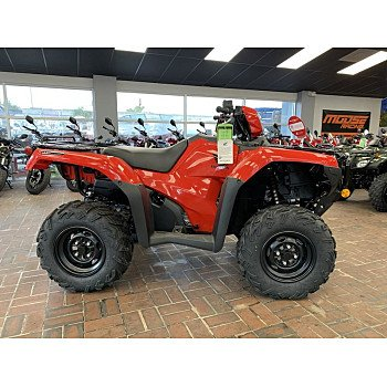 2019 Honda FourTrax Foreman Rubicon 4x4 EPS for sale 200791541