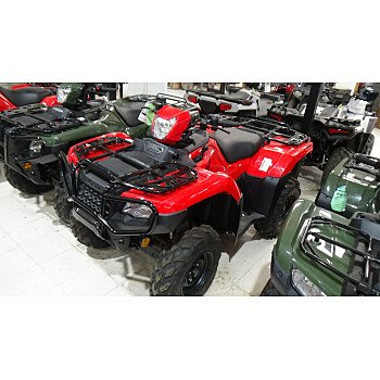 2019 Honda FourTrax Foreman Rubicon for sale 200796544