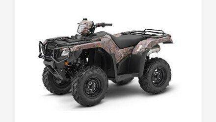 2019 Honda FourTrax Foreman Rubicon for sale 200819071