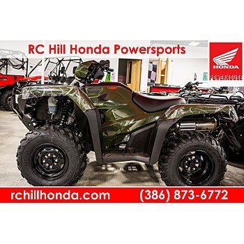 2019 Honda FourTrax Foreman 4x4 for sale 200608186