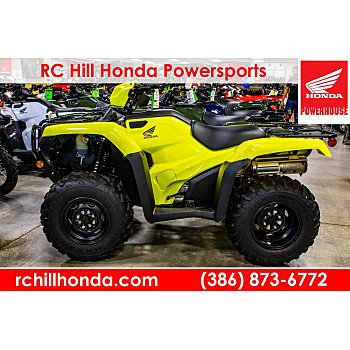 2019 Honda FourTrax Foreman 4x4 for sale 200608188