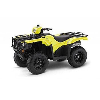 2019 Honda FourTrax Foreman for sale 200682203