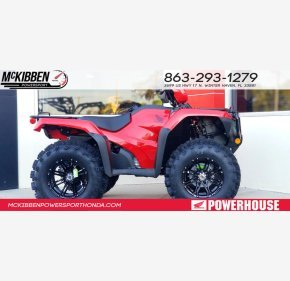 2019 Honda FourTrax Foreman for sale 200696683