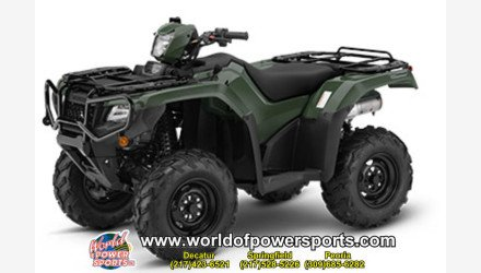 2019 Honda FourTrax Foreman 4x4 for sale 200748310
