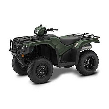 2019 Honda FourTrax Foreman 4x4 for sale 200772360