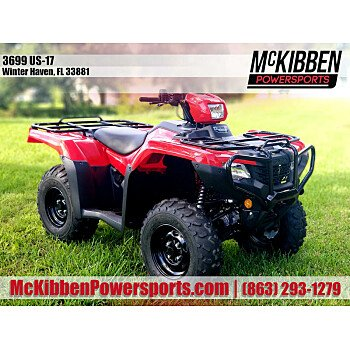 2019 Honda FourTrax Foreman for sale 200790955