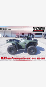 2019 Honda FourTrax Foreman for sale 200826406