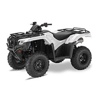 2019 Honda FourTrax Rancher 4x4 Automatic DCT IRS EPS for sale 200617153