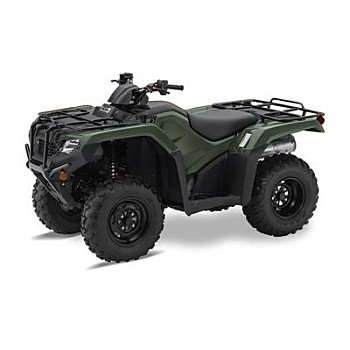 2019 Honda FourTrax Rancher 4x4 Automatic DCT IRS EPS for sale 200662122