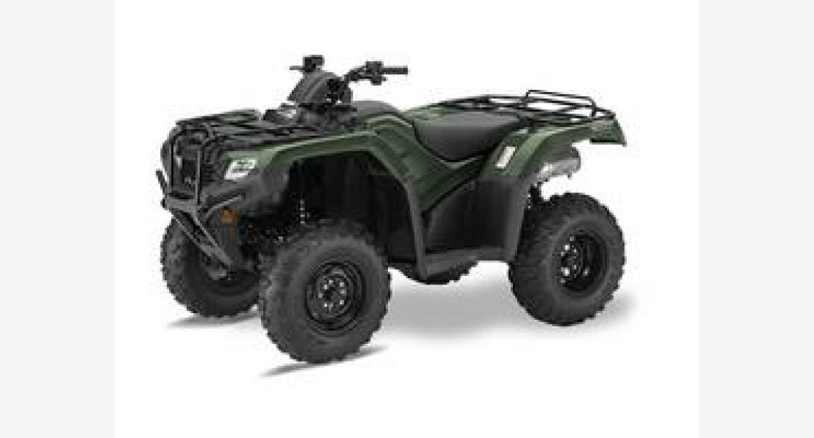 2019 Honda FourTrax Rancher 4x4 Automatic DCT IRS for sale 200663701
