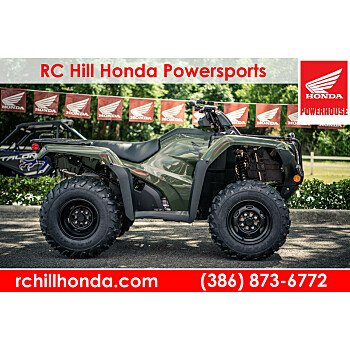 2019 Honda FourTrax Rancher 4x4 for sale 200712738