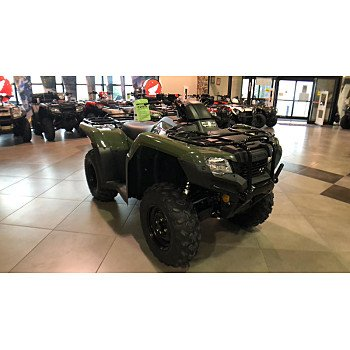 2019 Honda FourTrax Rancher 4x4 Automatic DCT EPS for sale 200687372
