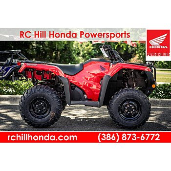 2019 Honda FourTrax Rancher 4x4 Automatic DCT EPS for sale 200712719