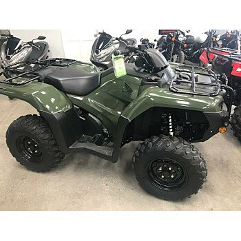 2019 Honda FourTrax Rancher 4X4 Automatic DCT IRS for sale 200698121