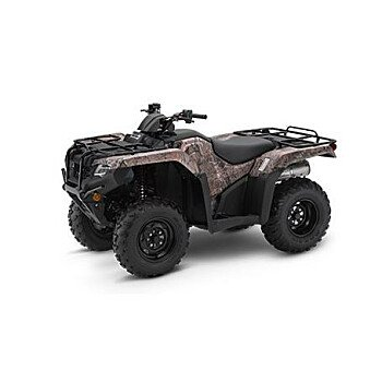 2019 Honda FourTrax Rancher 4x4 Automatic DCT EPS for sale 200712340