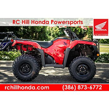 2019 Honda FourTrax Rancher 4X4 Automatic DCT IRS for sale 200712794