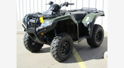 2019 Honda FourTrax Rancher 4X4 Automatic DCT IRS for sale 201059963