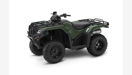 2019 Honda FourTrax Rancher 4x4 Automatic DCT EPS for sale 200650912
