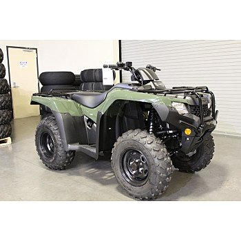 2019 Honda FourTrax Rancher 4X4 Automatic DCT EPS for sale 200663665