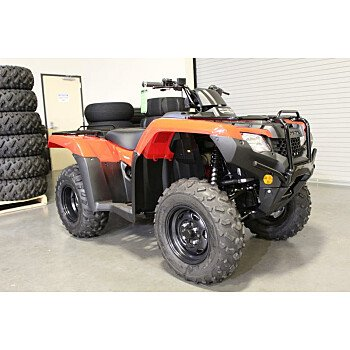 2019 Honda FourTrax Rancher 4X4 Automatic DCT EPS for sale 200669915