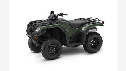 2019 Honda FourTrax Rancher 4x4 Automatic DCT EPS for sale 200685605