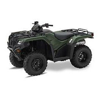 2019 Honda FourTrax Rancher 4X4 Automatic DCT EPS for sale 200708758