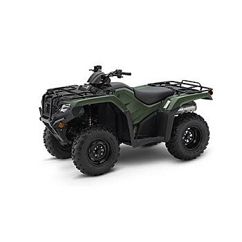 2019 Honda FourTrax Rancher 4X4 Automatic DCT EPS for sale 200736787