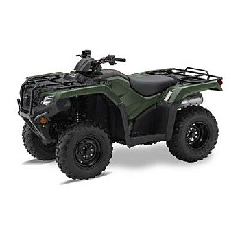 2019 Honda FourTrax Rancher 4X4 Automatic DCT EPS for sale 200772207