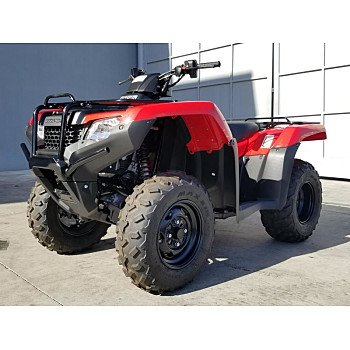 2019 Honda FourTrax Rancher 4x4 Automatic DCT EPS for sale 200790926