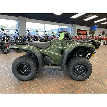 2019 Honda FourTrax Rancher 4x4 Automatic DCT EPS for sale 200811656