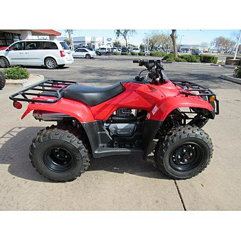 2019 Honda FourTrax Recon for sale 200610146