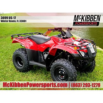 2019 Honda FourTrax Recon for sale 200697189