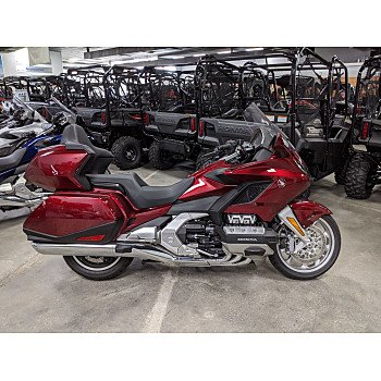 2019 Honda Gold Wing Tour Automatic DCT for sale 200665549
