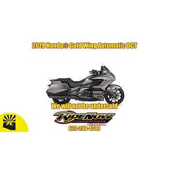 2019 Honda Gold Wing for sale 200705127